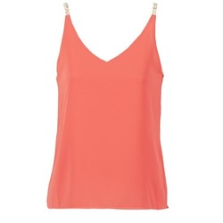 Textiel Dames Tops / Blousjes Betty London GUENIA CORAIL
