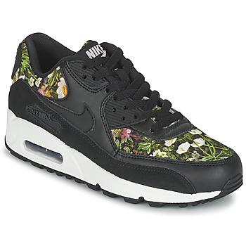 Schoenen Dames Lage sneakers Nike AIR MAX 90 SE W Print