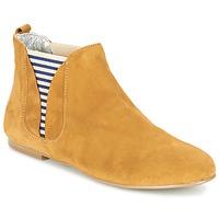 Schoenen Dames Laarzen Ippon Vintage SUN FLYBOAT Ocre