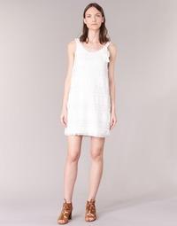 Textiel Dames Korte jurken Desigual KERASO Wit