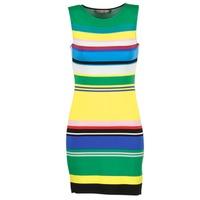 Textiel Dames Korte jurken Desigual LIURASE Multikleuren