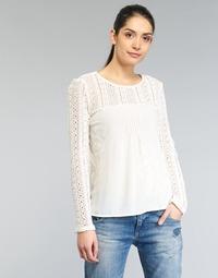 Textiel Dames Tops / Blousjes Desigual GERZA Wit