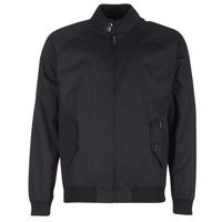 Textiel Heren Wind jackets Ben Sherman HARRINGTON Zwart