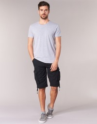 Textiel Heren Korte broeken / Bermuda's Schott TR RANGER 30 Zwart