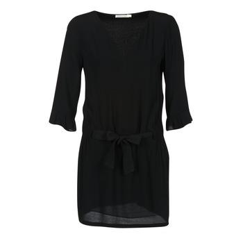 Textiel Dames Korte jurken See U Soon 7121032 Zwart