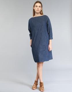 Textiel Dames Korte jurken Diesel DE CHOF Blauw