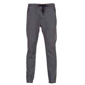 Textiel Heren 5 zakken broeken Diesel P BLACK Grijs