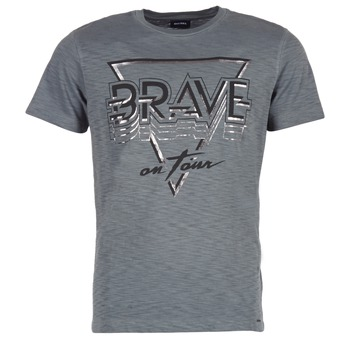 Textiel Heren T-shirts korte mouwen Diesel T DIEGO NE Grijs