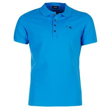 Textiel Heren Polo's korte mouwen Diesel T HEAL Blauw