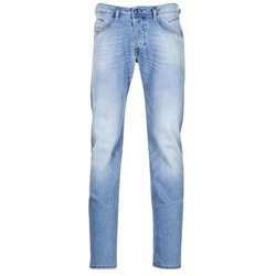 Textiel Heren Straight jeans Diesel BELTHER Blauw / 084cu