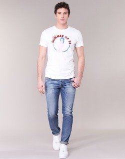 Textiel Heren Skinny jeans Diesel AKEE Blauw