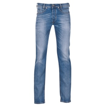 Textiel Heren Skinny jeans Diesel AKEE Blauw / 084df