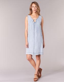 Textiel Dames Korte jurken Diesel DE ISBEC Blauw