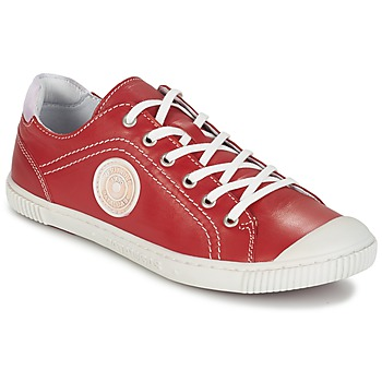 Schoenen Dames Lage sneakers Pataugas BAHER F2C Rood