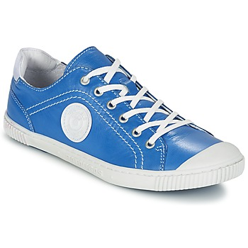 Schoenen Dames Lage sneakers Pataugas BAHER F2C Blauw