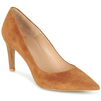 Schoenen Dames pumps Perlato REVOUTE  CAMEL