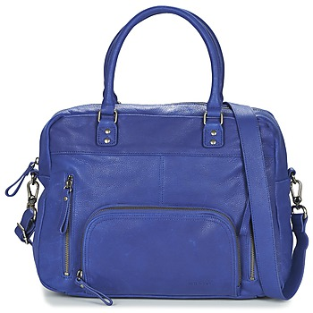 Tassen Dames Handtassen lang hengsel Nat et Nin MACY Blauw