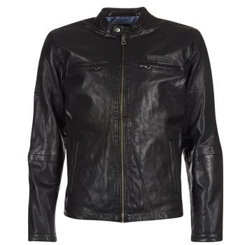 Textiel Heren Leren jas / kunstleren jas Pepe jeans LENNON Zwart