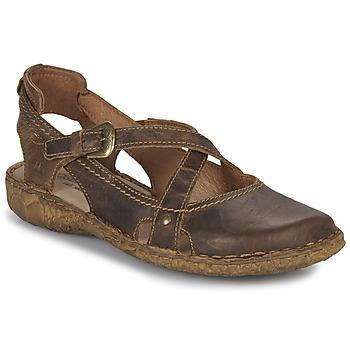 Schoenen Dames Sandalen / Open schoenen Josef Seibel ROSALIE 13 Brown