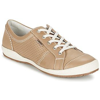 Schoenen Dames Lage sneakers Josef Seibel CASPIAN Brown