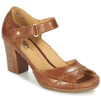 Schoenen Dames Sandalen / Open schoenen Pikolinos JAVA W0K Brown