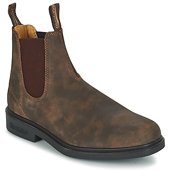 Schoenen Laarzen Blundstone COMFORT DRESS BOOT Brown