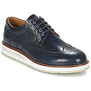 Schoenen Heren Derby Barleycorn AIR BROGUE Blauw