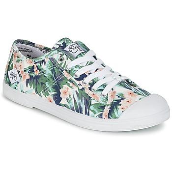 Schoenen Dames Lage sneakers Le Temps des Cerises BASIC 02 Groen