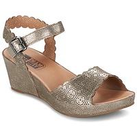 Schoenen Dames Sandalen / Open schoenen Mam'Zelle DOUGA Zilver