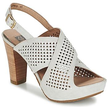 Schoenen Dames Sandalen / Open schoenen Mam'Zelle TADORA Grijs