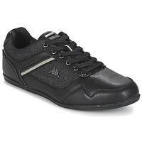 Schoenen Heren Lage sneakers Kappa BRIDGMANI Zwart
