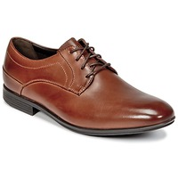 Schoenen Heren Derby Rockport SC PLAIN TOE Brown