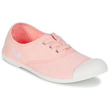 Schoenen Dames Lage sneakers Kaporal ULRIKA Roze