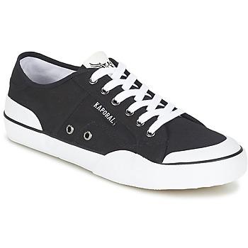 Schoenen Heren Lage sneakers Kaporal BUCKET Zwart