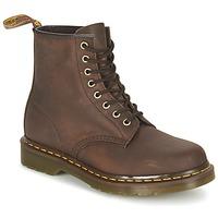 Schoenen Laarzen Dr Martens 1460 Brown / Donker