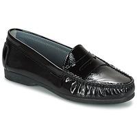 Schoenen Dames Mocassins Arcus DAME Zwart