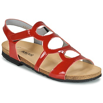 Schoenen Dames Sandalen / Open schoenen Arcus BERNER Rood