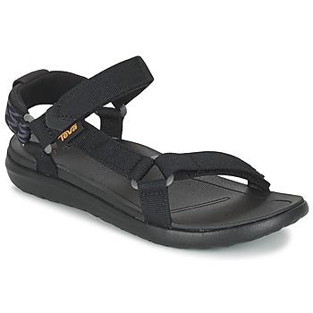 Schoenen Dames Sandalen / Open schoenen Teva SANBORN UNIVERSAL Zwart