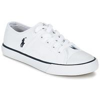 Schoenen Kinderen Lage sneakers Ralph Lauren DYLAND Wit