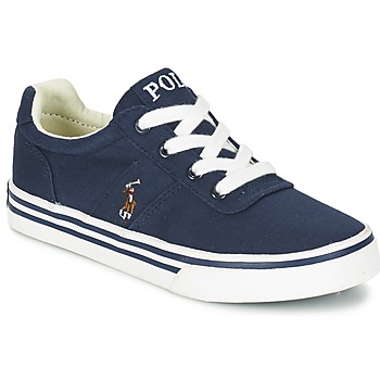 Schoenen Jongens Lage sneakers Ralph Lauren HANFORD Marine