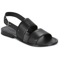 Schoenen Heren Sandalen / Open schoenen John Galliano 2402/LB-AA Zwart