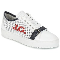 Schoenen Heren Lage sneakers John Galliano 2477CA Wit