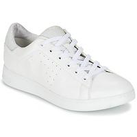 Schoenen Dames Lage sneakers Geox JAYSEN A Wit