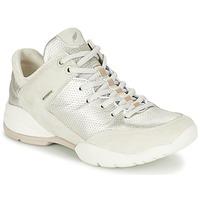 Schoenen Dames Lage sneakers Geox SFINGE A Wit