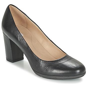 Schoenen Dames pumps Geox D ANNYA A Zwart