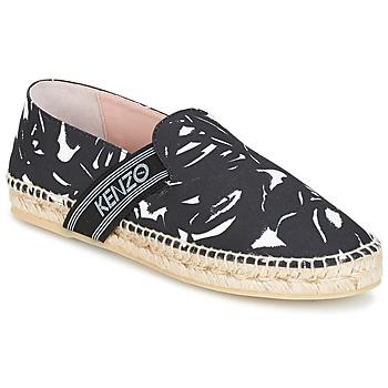 Schoenen Dames Espadrilles Kenzo KAPRI Zwart