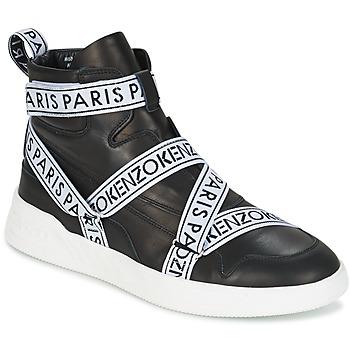 Schoenen Heren Hoge sneakers Kenzo CALVIN Zwart