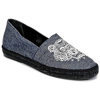 Schoenen Heren Espadrilles Kenzo SLIT Blauw