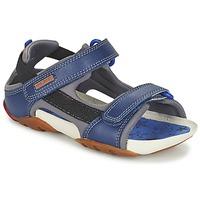 Schoenen Jongens Sandalen / Open schoenen Camper OUS Marine
