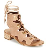 Schoenen Dames Sandalen / Open schoenen See by Chloé SB28231 Beige